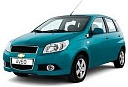 CHEVROLET AVEO Hatchback ( 2008 )